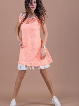 Дамска рокля от две части