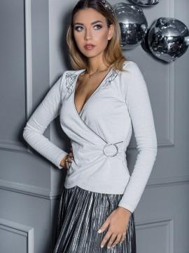 Дамска блуза -прегърни ме